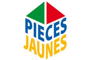 pieces jaunes